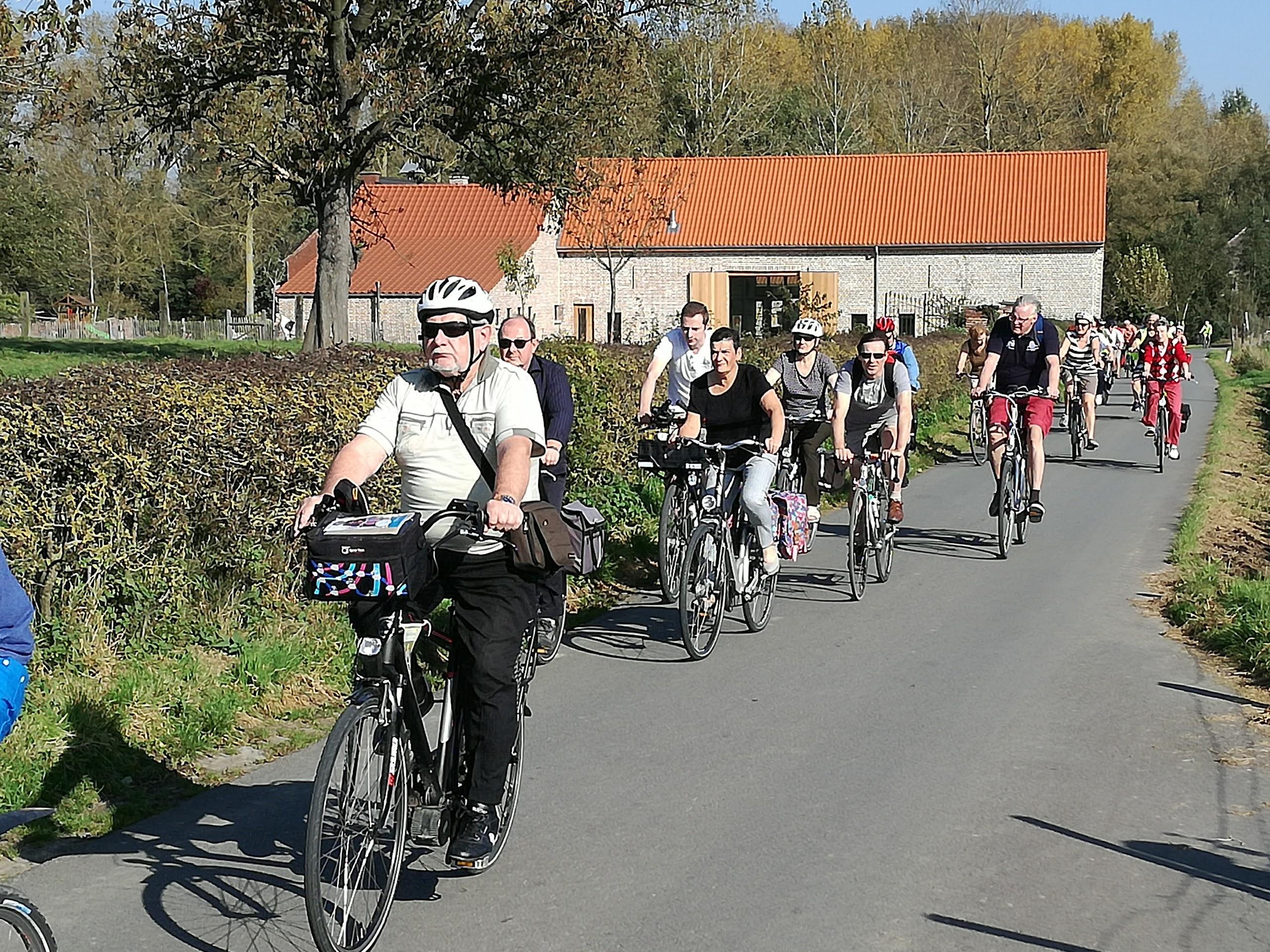 fietsknelpuntentocht Haaltert