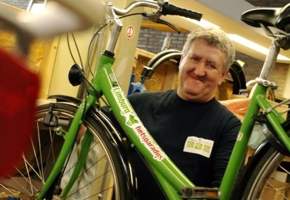 fietspuntmedewerker