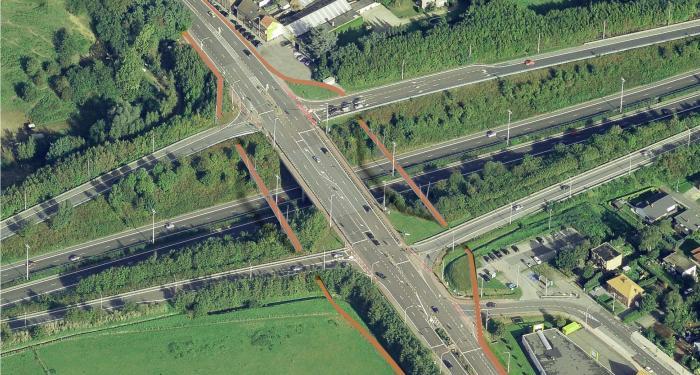 Mybikeworld; voorstel fietsbruggen E314xN26 Fietsersbond Herent